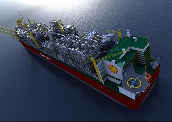 FPSO(浮体式海洋ガス・石油生産...