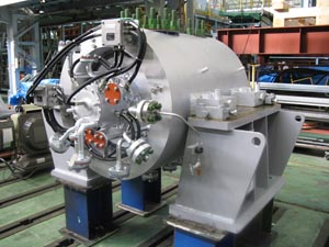 Natural Gas Compressors Shipped to Korea National Oil Corporation