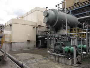 日本コークス工業北九州事業所に蒸気タービン発電設備を ...